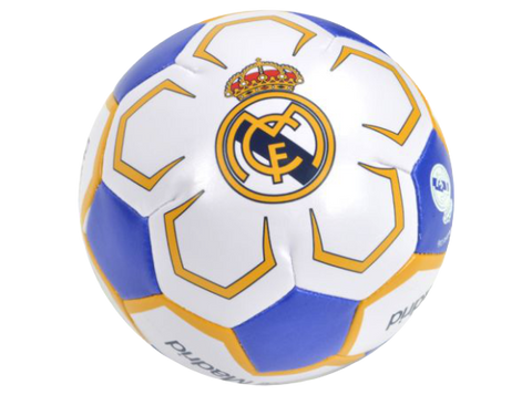 "REAL MADRID 4"" MINI SOFT BALL"