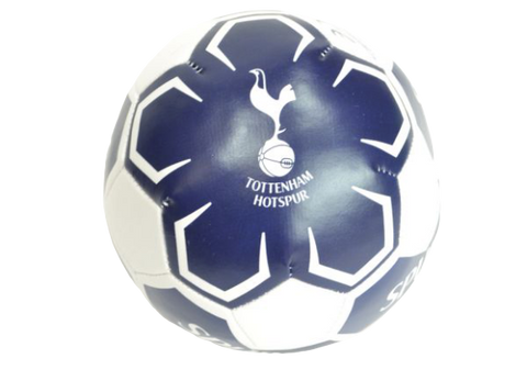 "TOTTENHAM HOTSPURS 4"" MINI SOFT BALL"
