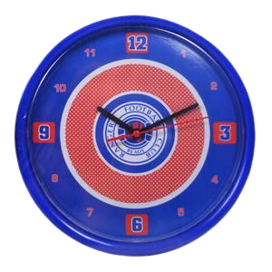 RANGERS WALL CLOCK - [everything-football].