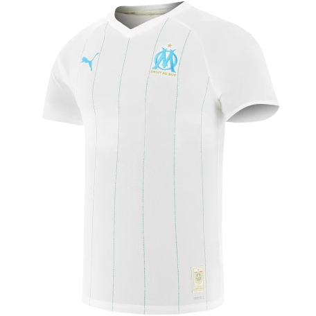 PUMA OLYMPIQUE DE MARSEILLE HOME JERSEY 19/20 - [everything-football].