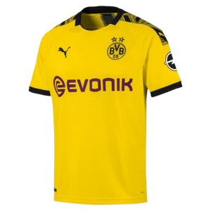 PUMA BORUSSIA DORTMUND HOME JERSEY 19/20 - [everything-football].