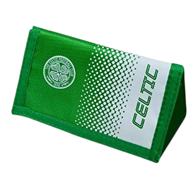 CELTIC FADE WALLET - [everything-football].