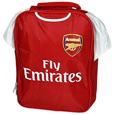 ARSENAL KIT LUNCHBAG - [everything-football].