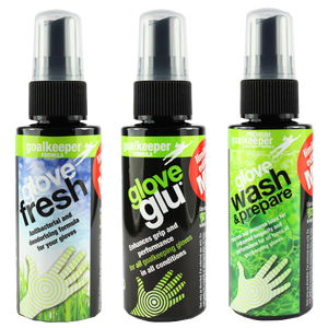 GLOVE GLU - GLOVE CARE ESSENTIALS 3 PACK