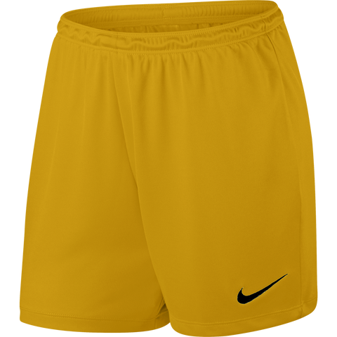 NIKE WOMENS PARK II KNIT SHORT - [everything-football].