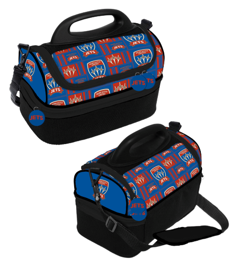 NEWCASTLE JETS DOME COOLER BAG - [everything-football].