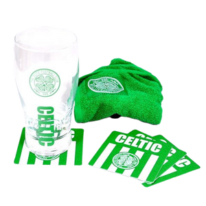 CELTIC MINI BAR SET - [everything-football].