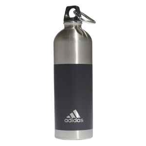 ADIDAS STEEL BOTTLE - [everything-football].