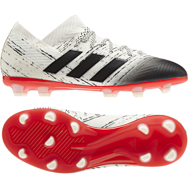 ADIDAS NEMEZIZ 18.1 FG JUNIOR - [everything-football].