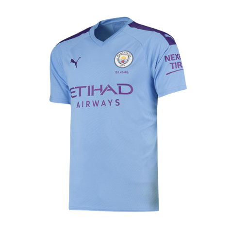 PUMA MANCHESTER CITY HOME JERSEY 19/20 - [everything-football].