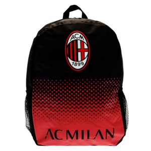 AC MILAN FADE BACKPACK - [everything-football].