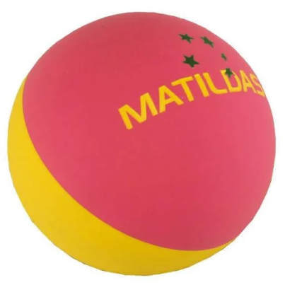 MATILDAS BOUNCE BALL 60MM - [everything-football].