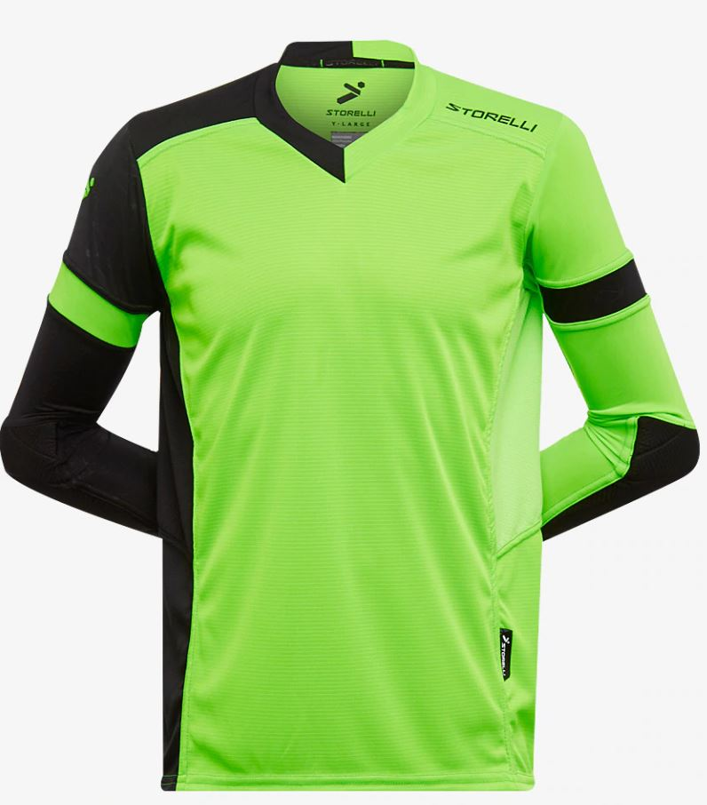 STORELLI EXOSHIELD GLADIATOR KEEPER JERSEY