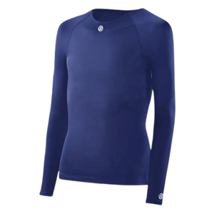 SKINS TEAM YOUTH COMPRESSION LONG SLEEVE TOP - [everything-football].