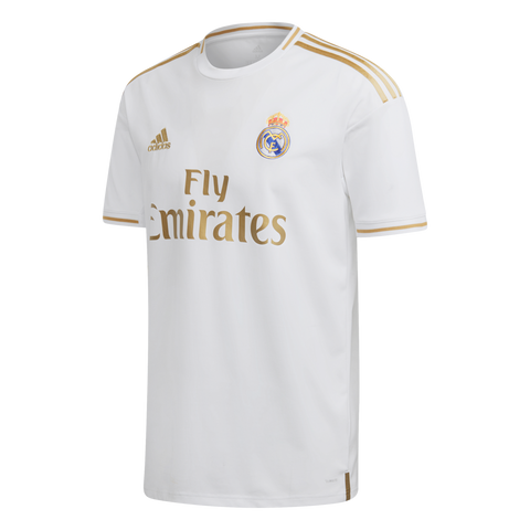 ADIDAS REAL MADRID HOME JERSEY 19/20 - [everything-football].