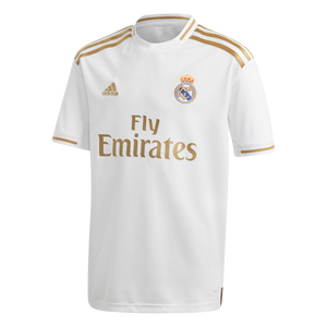 ADIDAS REAL MADRID HOME JERSEY YOUTH 19/20 - [everything-football].