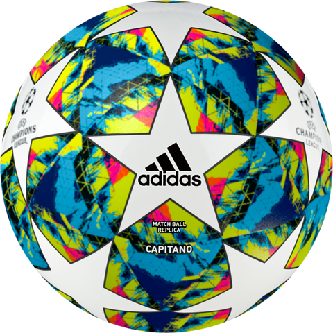 ADIDAS CHAMPIONS LEAGUE FINALE 19 CPT BALL - [everything-football].