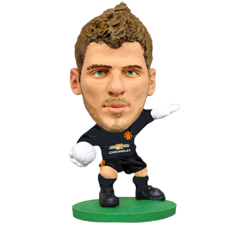 S/STARZ FIGURINE MAN UNITED DE GEA - [everything-football].