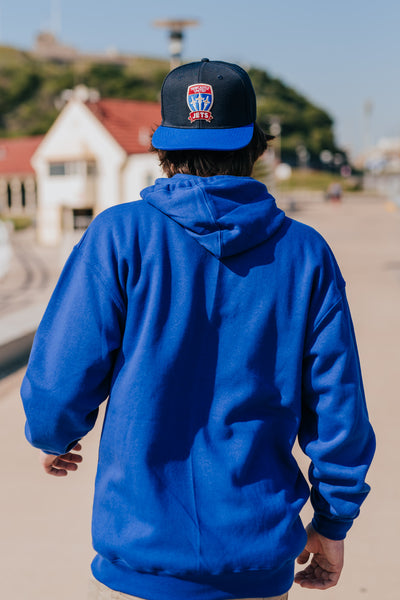 NEWCASTLE JETS YOUTH SUPPORTER HOODIE
