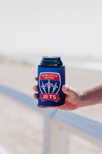 NEWCASTLE JETS CAN COOLER