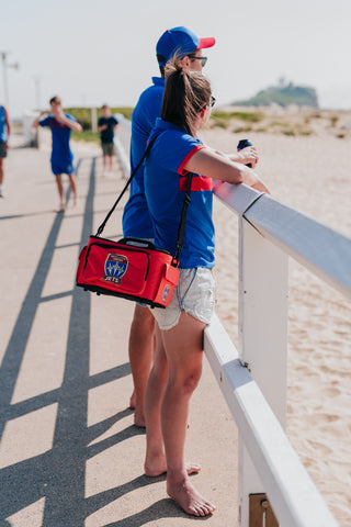 JETS NEWCASTLE COOLER BAG W TRAY - [everything-football].