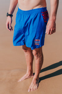 BRANDE NEWCASTLE JETS TRAINING SHORTS 19/20 MEN - [everything-football].