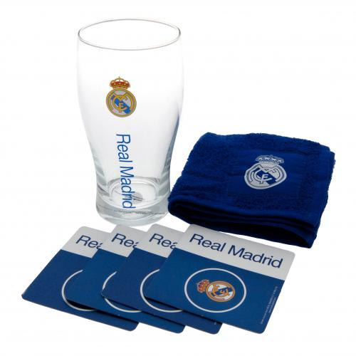 REAL MADRID MINI BAR SET - [everything-football].