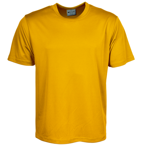 BREEZEWAY JERSEY ADULTS GOLD