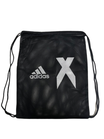 ADIDAS X DRAWSTRING MESH BOOT BAG - [everything-football].