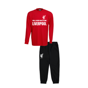 CUSTOMISED LIVERPOOL PYJAMAS
