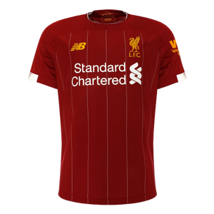 NEW BALANCE LIVERPOOL HOME JERSEY ADULT 19/20 - [everything-football].
