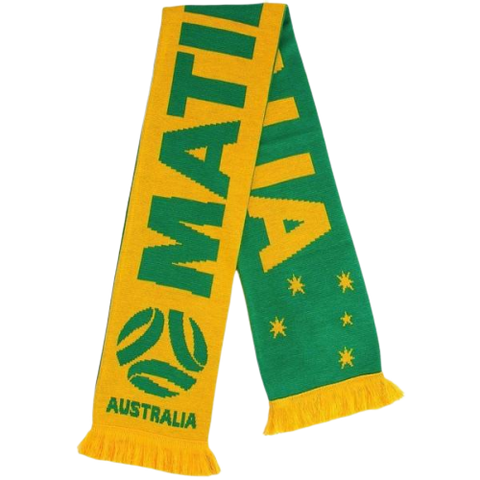 MATILDAS SIDELINE JAC SCARF - [everything-football].