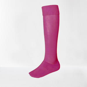 FOOTBALL SPORTS SOCKS - HOT PINK