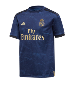 ADIDAS REAL MADRID AWAY JERSEY YOUTH 19/20 - [everything-football].