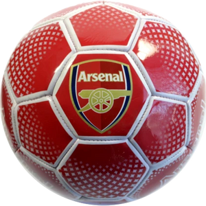 ARSENAL RED DIAMOND FOOTBALL