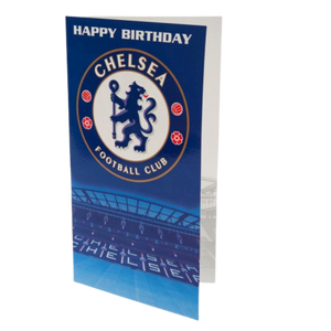CHELSEA HAPPY BIRTHDAY CARD - [everything-football].