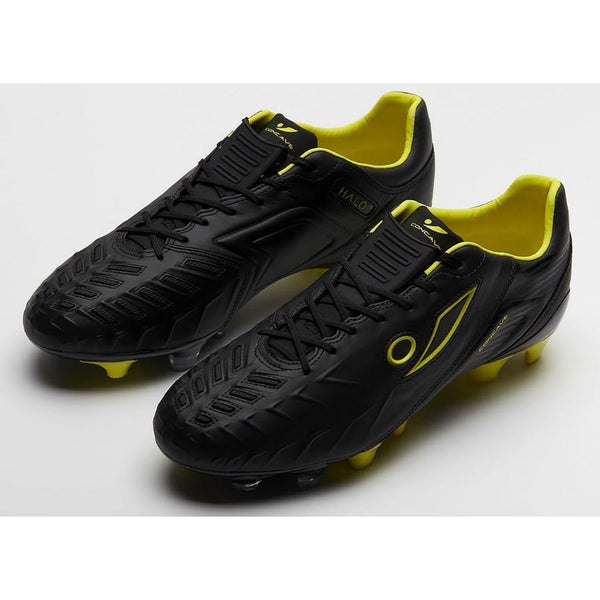 CONCAVE HALO + LEATHER FG - [everything-football].
