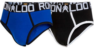 CR7 BOYS BRIEFS 2-PACK