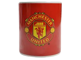 MAN UNITED FADE MUG - [everything-football].