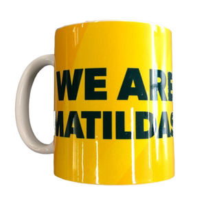 MATILDAS COFFEE MUG - [everything-football].