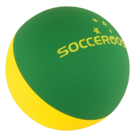 SOCCEROOS BOUNCE BALL 60MM - [everything-football].