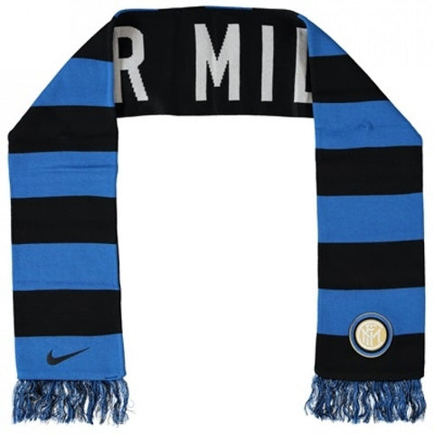 INTER MILAN SUPPORTER SCARF - [everything-football].
