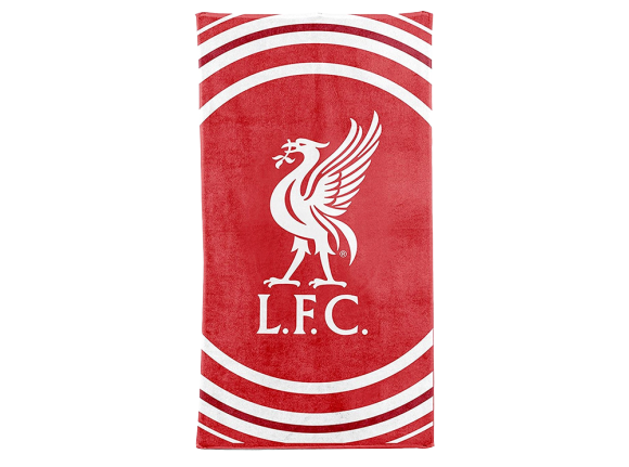 LIVERPOOL PULSE TOWEL - Back in stock soon