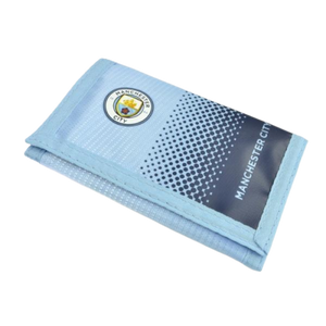 MAN CITY WALLET FADE DESIGN - [everything-football].