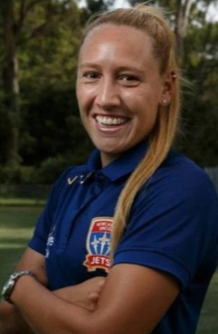 NEWCASTLE JETS VIVA POLO WOMENS W-LEAGUE PRE LOVED