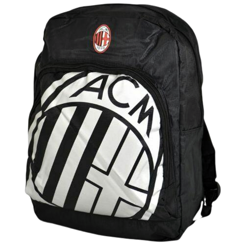 AC MILAN FOIL PRINT BACKPACK - [everything-football].