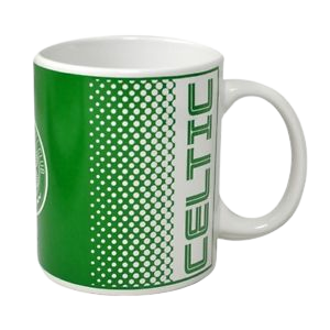 CELTIC FADE MUG - [everything-football].