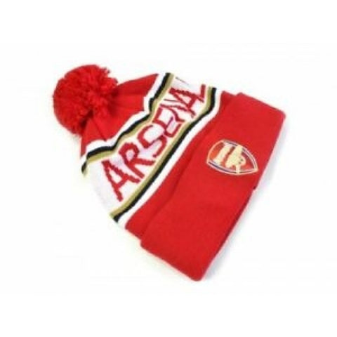 ARSENAL DELUXE BEANIE - [everything-football].