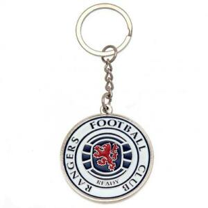 RANGERS CREST KEYRING - [everything-football].