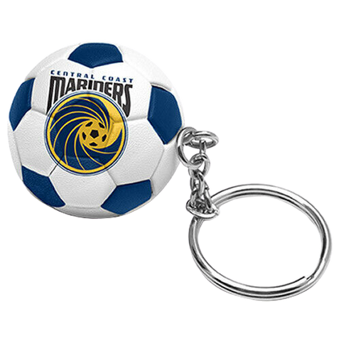 CENTRAL COAST MARINERS BALL KEYRING